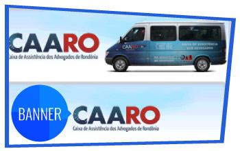 Banner Van CAARO